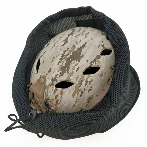 Padded Mesh Case for Tactical Helmets