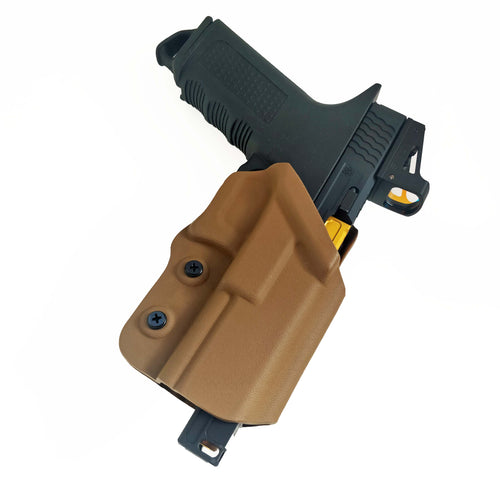 Kydex Tactical / Competition Belt Holster