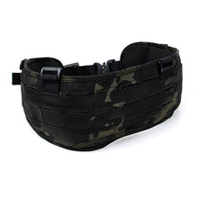 Load image into Gallery viewer, Laser Cut Cobra Buckle Ultimate Padded MOLLE Battle Belt