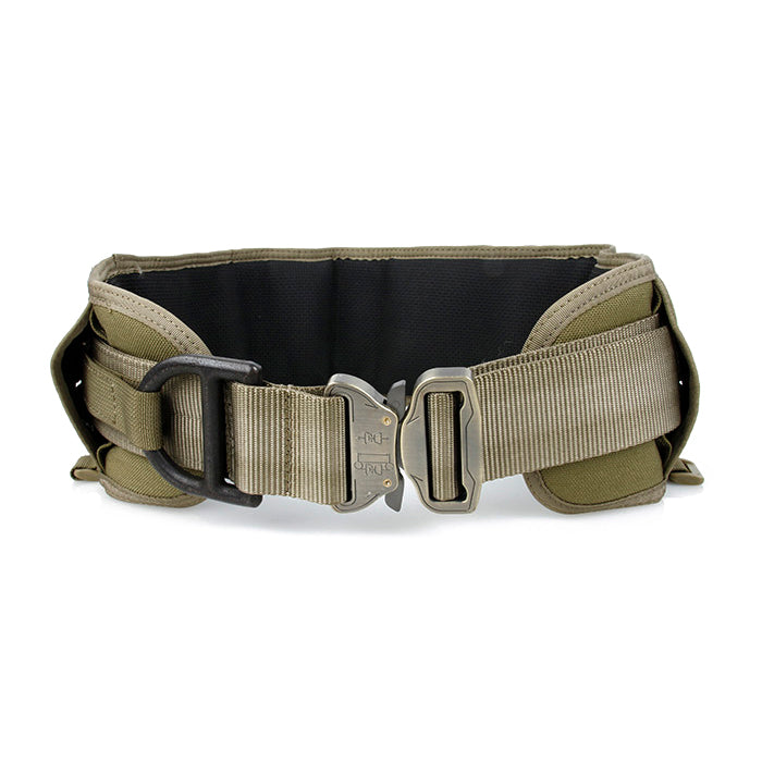 Laser Cut Cobra Buckle Ultimate Padded MOLLE Battle Belt