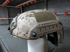 Premium Velcro Set for MT Ballistic Helmet