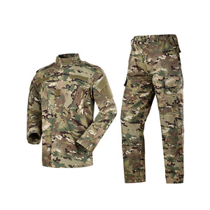 BDU Combat Pants + Jacket Set