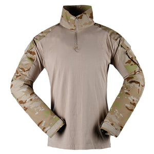 Elite Long Sleeve Combat Shirt