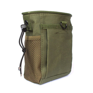 Belt / MOLLE Mini Dump Pouch / Shotshell Carrier / Chalk Bag