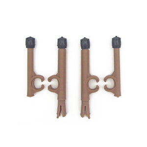 4pc Replacement Posts / Guide Arms for 3M Peltor Comtac Headsets & Earmuffs