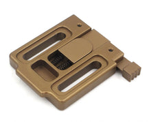 Load image into Gallery viewer, CNC Machined Universal Mount Plate for NVG Shrouds