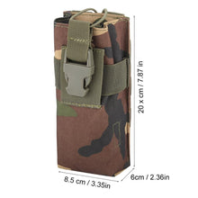 Load image into Gallery viewer, MOLLE MBITR Radio Pouch