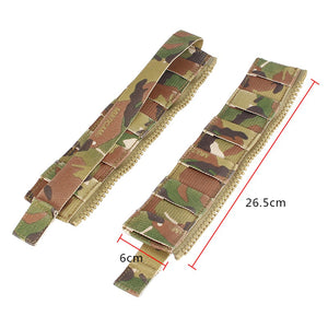 Zip-on Panel Conversion / Upgrade Kit for MOLLE Vests