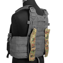 Load image into Gallery viewer, Zip-on Panel Conversion / Upgrade Kit for MOLLE Vests
