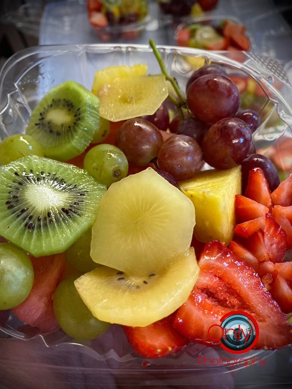 Snacks: Fruit Bowls