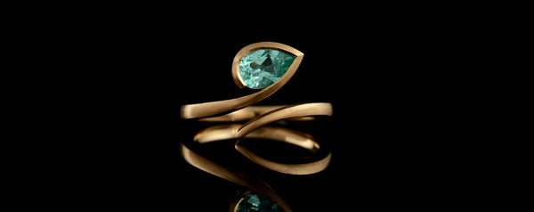 Why Paraiba tourmaline makes exceptional engagement rings