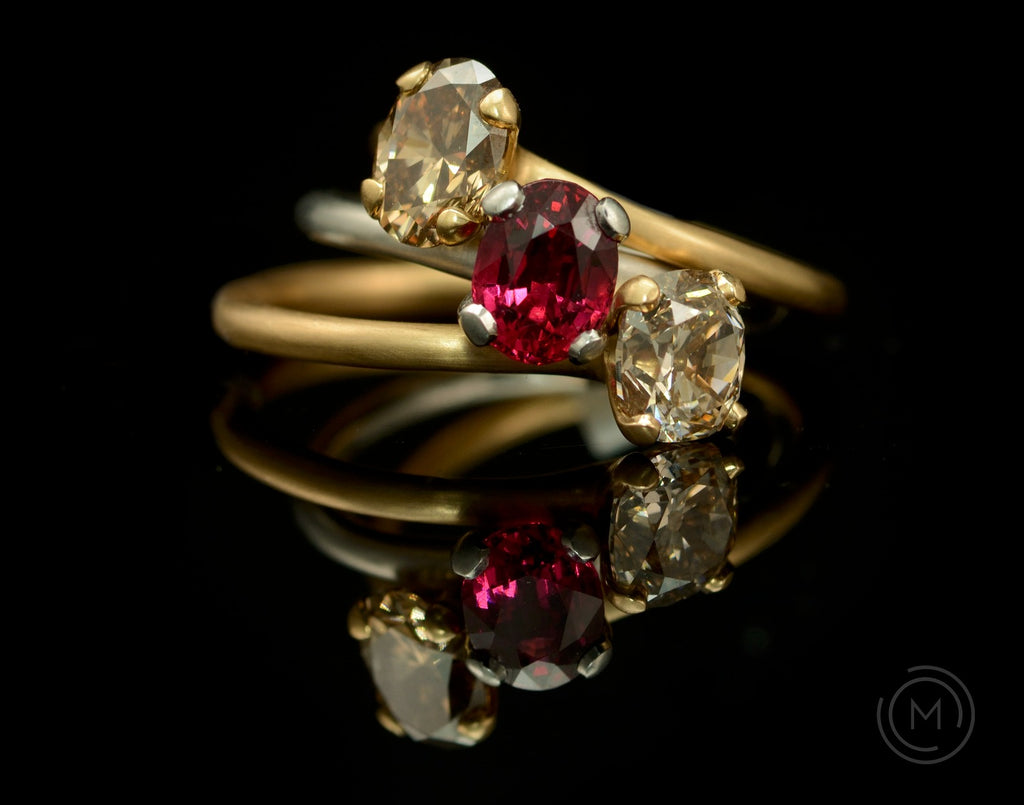 Commission a bespoke solitaire engagement ring