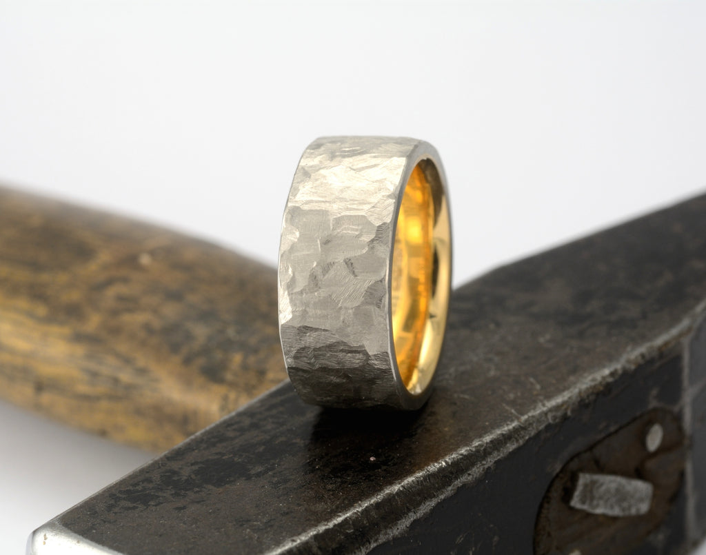 How to commission a bespoke wedding ring