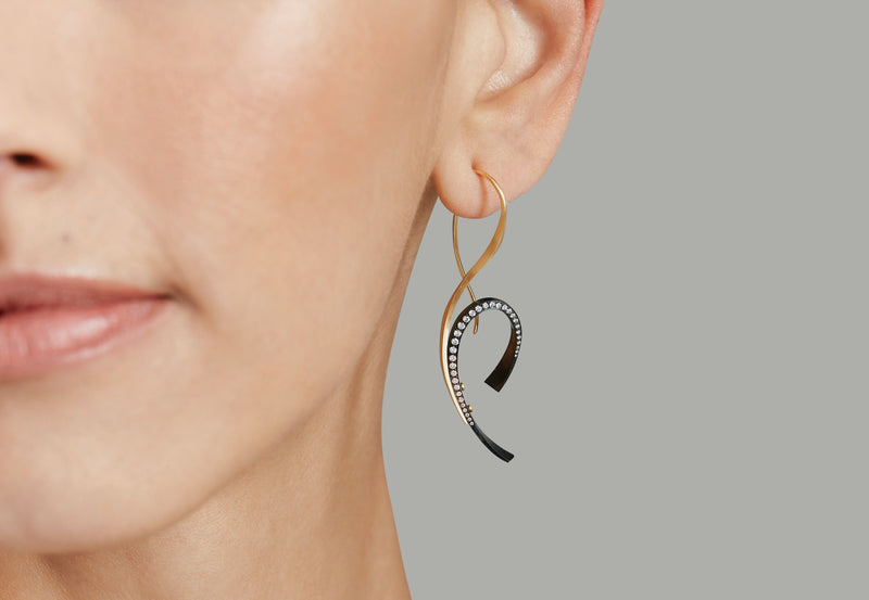 Glyph earrings-McCaul