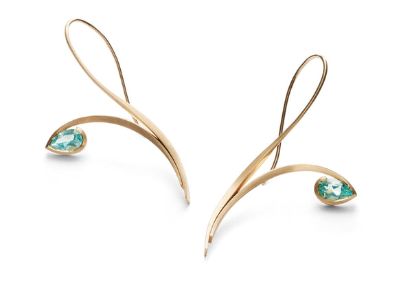 hand-forged-earrings-paraiba-tourmaline
