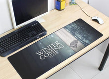 Load image into Gallery viewer, Game of Thrones Mouse Pad 80x30cm