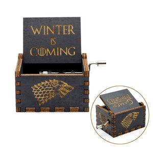 "New Black Music Box with ""Game of Thrones"" Thema Music"