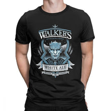 Load image into Gallery viewer, Walkers White Ale Night's King T-Shirt 100% Cotton