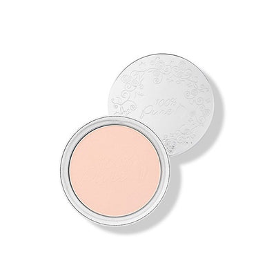 100% Pure Foundation Powder Meikkipuuteri Creme