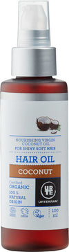 Urtekram Kookos hair oil luomu 100 ml