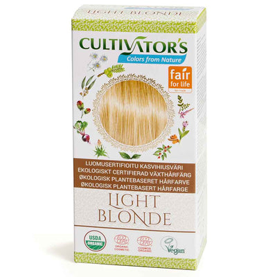 Cultivator`s hiusväri Light Blonde