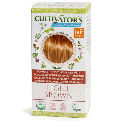 Cultivator`s hiusväri Light Brown