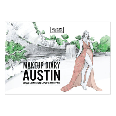 Everyday Minerals Makeup Diary Austin