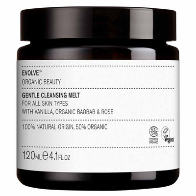 Evolve Organic Beauty Gentle Cleansing Melt Puhdistusbalmi 120 ml