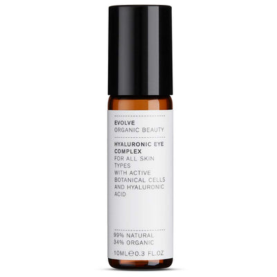 Evolve Organic Beauty Hyaluronihappo Eye Complex Silmänympärysseerumi 10ml