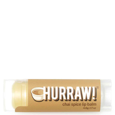 HURRAW! Chai Spice Huulivoide