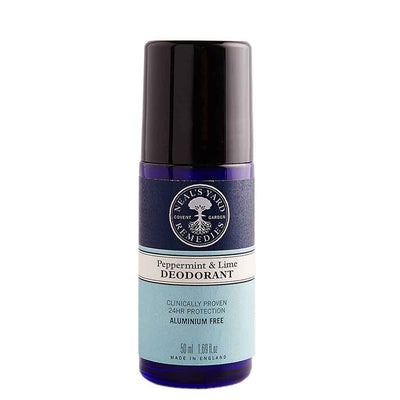 Neal´s Yard Remedies Roll On deodorant Peppermint & Lime