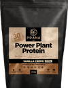 Prana On Power Plant Protein - Vanilla Creme 400g