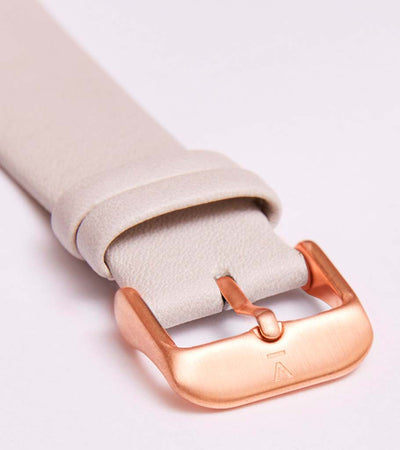 Votch The Light Grey & Rose Gold -kello