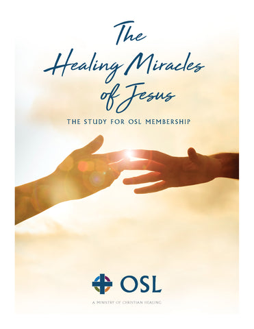 The Healing Miracles of Jesus Workbook