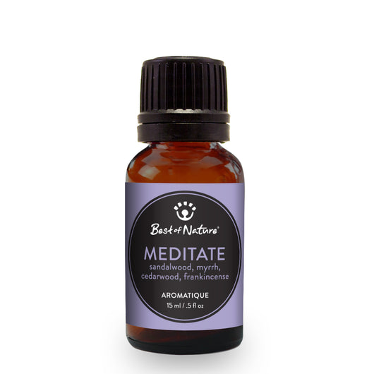 Meditate Essential Oil Blend