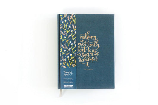 Floral 5 Year Memory Journal