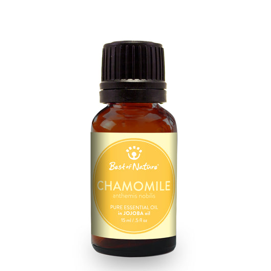 Roman Chamomile Essential Oil blended with Jojoba Oil