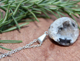 Geode Stone Druzy Necklace