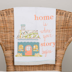 Home Tea Towel Fair Trade