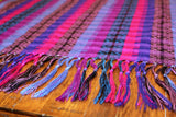 Hand Woven Table Runner // Guatamala Fabric // Hand Woven // Kitchen Decor