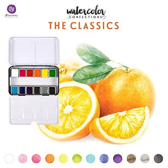 The Classics Prima Watercolor Confections