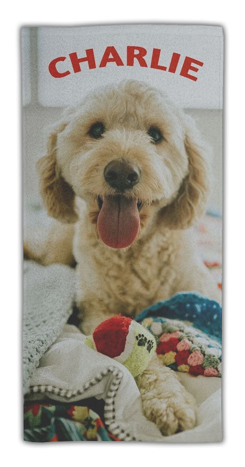 "FOTO Vision™ Medium Beach Towel (28"" x 58"")"