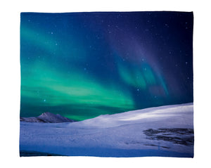 "Northern Lights Plush Throw (50"" x 60"")"