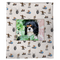 Fur, Fun & Whimsy - A Photo Pet Blanket Collaboration from We Know Stuff