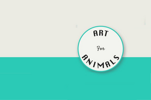 Win tickets to Art For Animals and cash to spend at their silent auction!