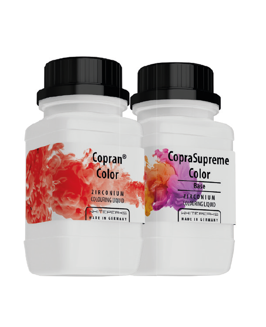 Copran® Colour Zri & Copra Supreme Colour Dripping Liquid
