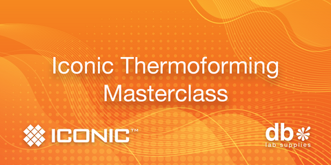 Iconic Thermoforming Masterclass With Mr Ed Payne