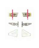 Mandibular Advancement Devices (M.A.D) - Forward Upper Screws & Lower Wings Kit