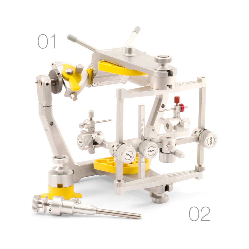 MRI II Articulator Kit SAM 3H