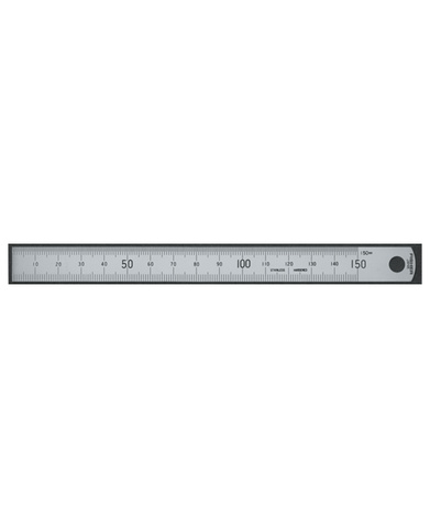 "6"" Stainless Steel Ruler"